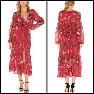 THE JETSET DIARIES 🌙 Autumn Dress NWT